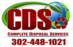WELCOME TO COMPLETE DISPOSAL SERVICE